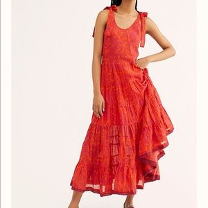 Free People Kika Maxi Dress